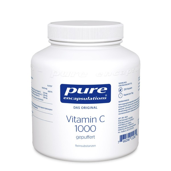 Vitamin C 1000 Gepuffert