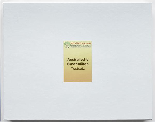 Testsatz Australische Buschblüten