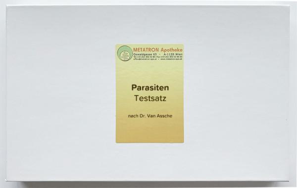 Testsatz Parasiten