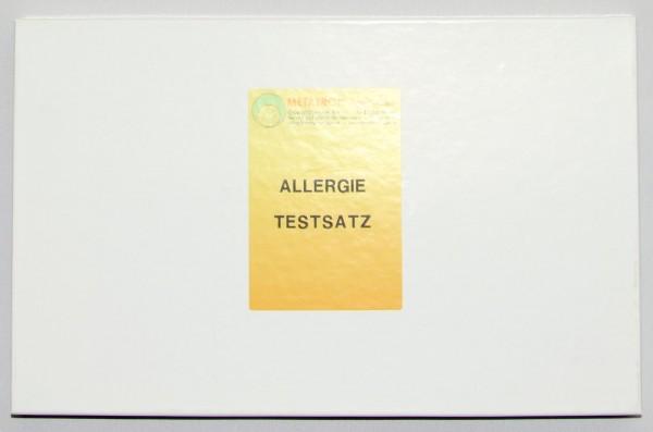 Testsatz Allergie