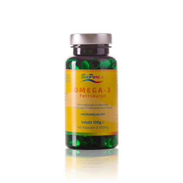 Omega-3 Fischöl