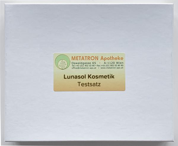 Testsatz Lunasol Kosmetik