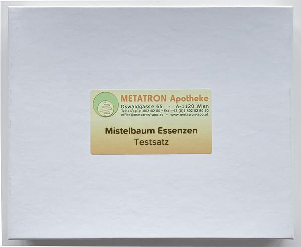 Testsatz Mistelbaum Essenzen