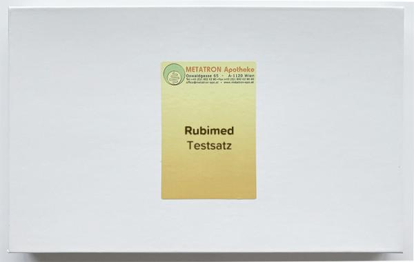 Testsatz Rubimed