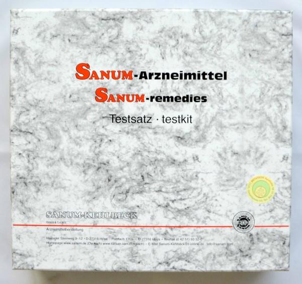 Testsatz Sanum Original