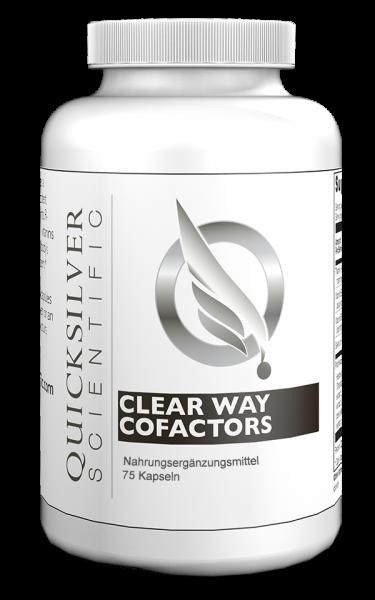 ClearWay Cofactors