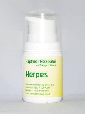 Herpes Salbe