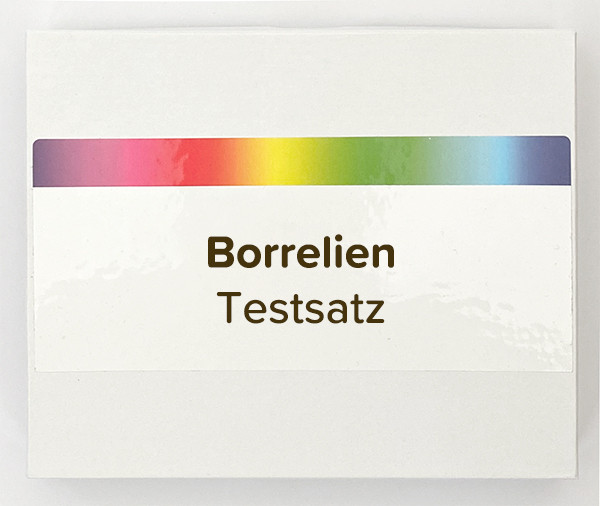 Testsatz Borrelientherapie