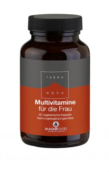 Multivitamin Frau