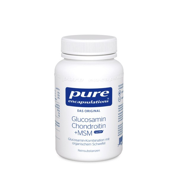 Glucosamin + Chondroitin + MSM