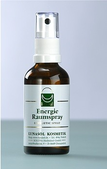 Energie-Raumspray