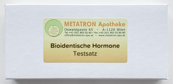 Testsatz Bioidentische Hormone