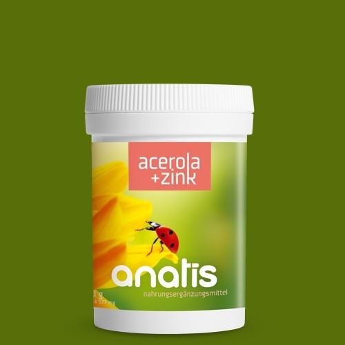 Acerola + Zink