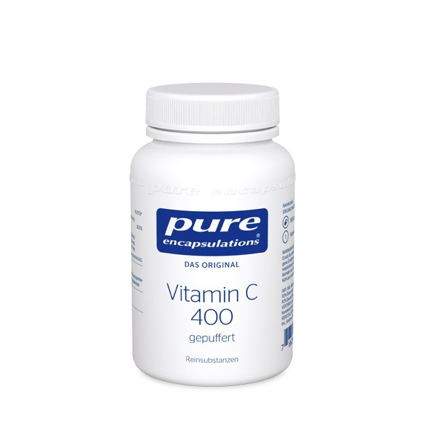 Vitamin C 400 Gepuffert