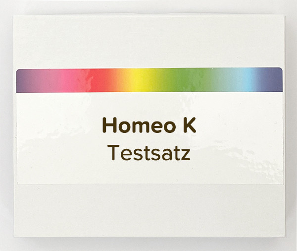 Testsatz Homeo K.