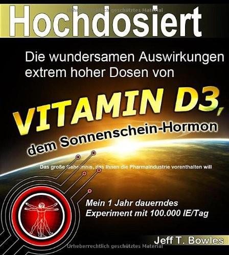 Hochdosiert Vitamin D3