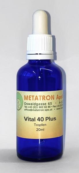 Vital 40 Plus
