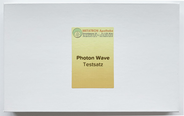 Testsatz Photon Wave