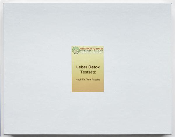 Testsatz Leber Detox