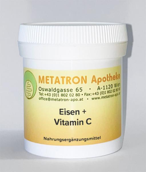 Eisen + Vitamin C
