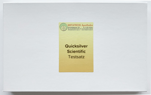 Testsatz Quicksilver Scientific