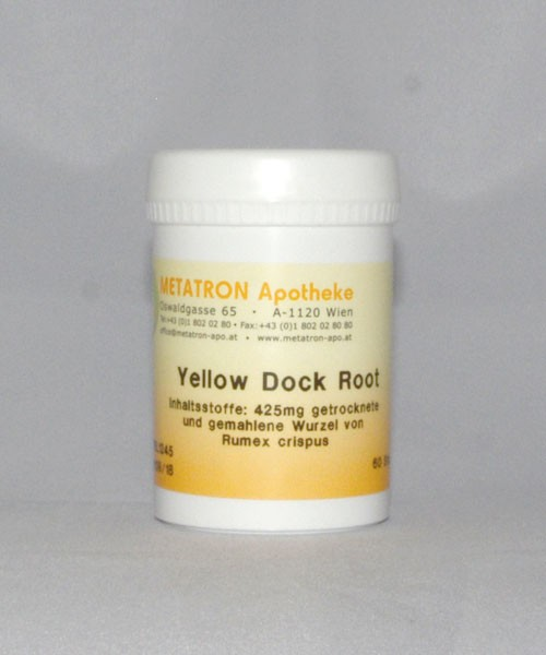 Ampfer - Yellow Dock Root