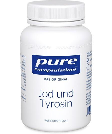 Jod + Tyrosin