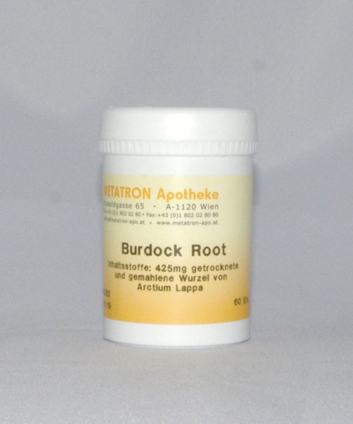 Grosse Klette - Burdock Root