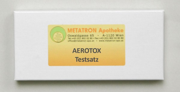 Testsatz Aerotox