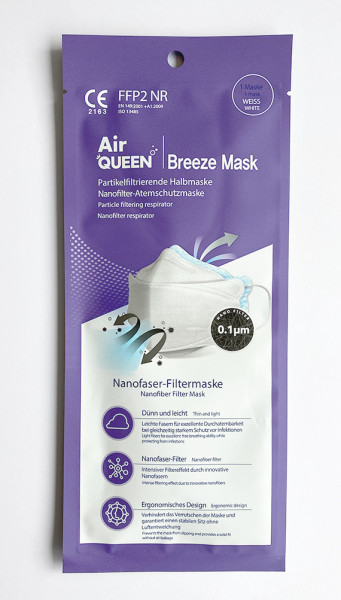 FFP2 Maske Nanofilter