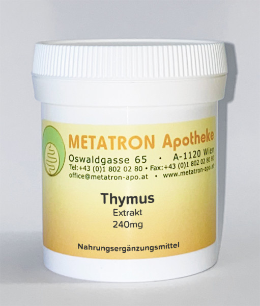 Thymus Extrakt