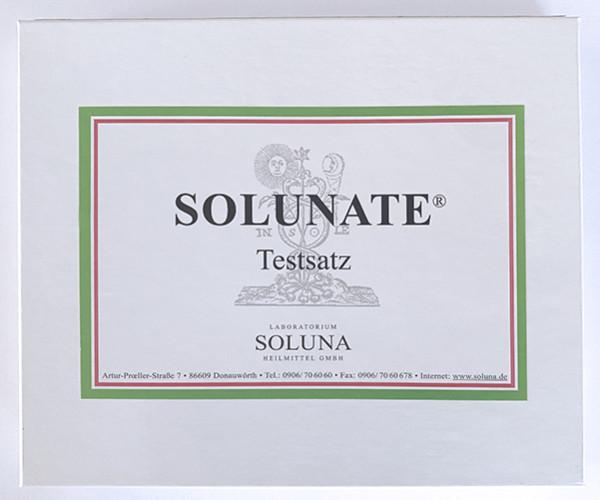 Testsatz Solunate