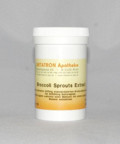 Brokkoli Sprossen Extrakt