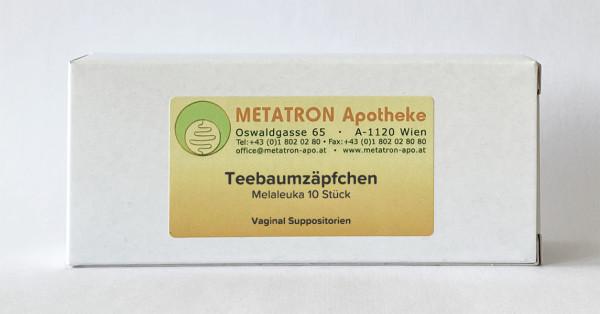 Teebaum Suppositorien
