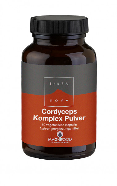 Cordyceps Pulver
